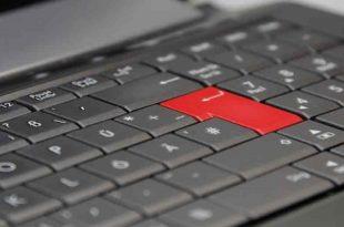 Come spegnere il PC dalla tastiera
