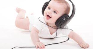 musica per il bambino